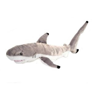 Cuddlekins Blacktip Adult Reef Shark (15 in) by The Wild Republic