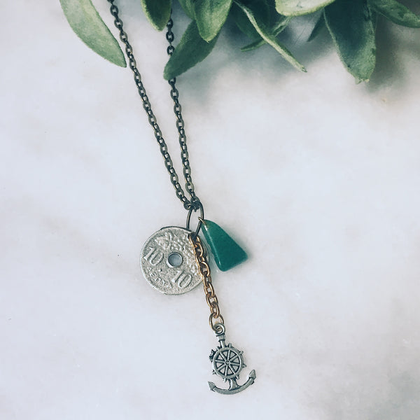Mykonos Necklace - Lord and Lady