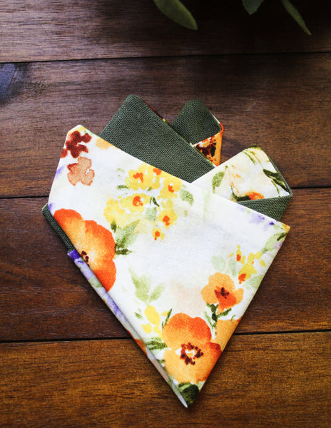 Campbell Pocket Square