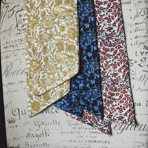 Ladies Travel Scarf || Liberty Print Floral Scarf || Lord and Lady