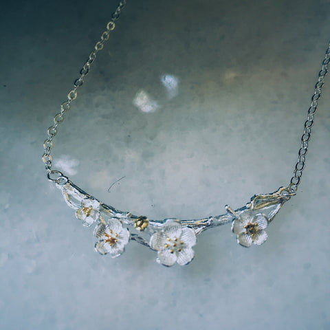 Cherry Blossom Necklace - Lord and Lady