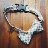 Prairie Heart Dapper Dog Bow Tie