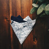 Explorer Pocket Square - Lord and Lady