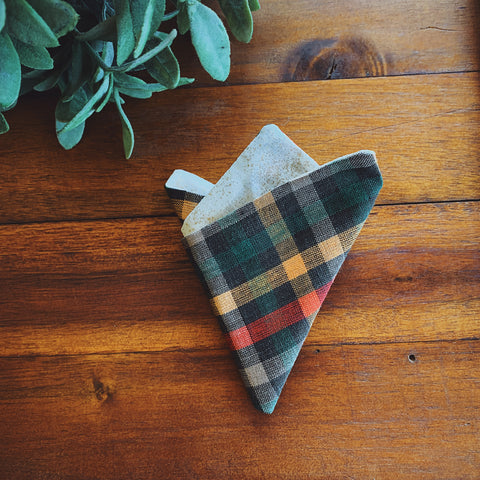 Little Man Pocket Square || Edinburgh || Lord and Lady