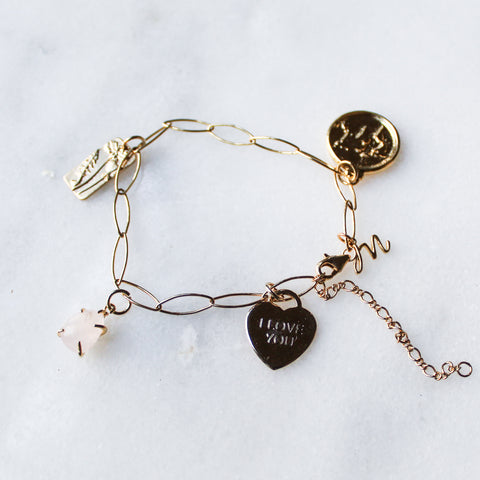 Memento Bracelet - Simply Charming - Custom Personalized Gifts