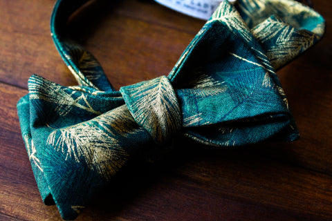 Enchanted Forest Bow Tie
