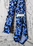 Liberty London Collection: Forget-Me-Not Skinny Tie