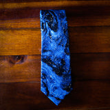 Constellations Skinny Tie