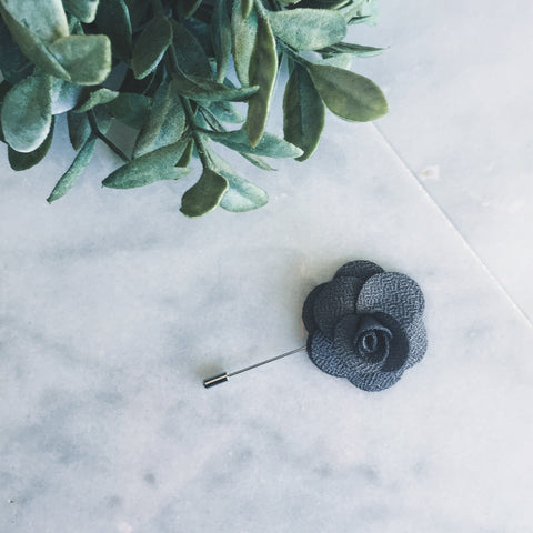 Bloom Lapel Pin
