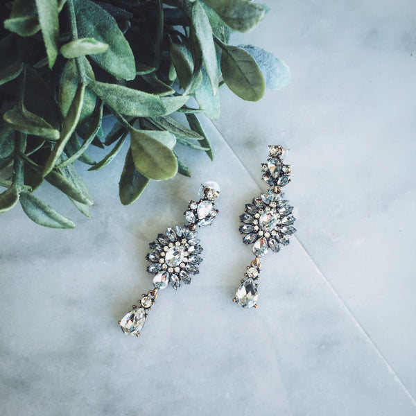 Hepburn Earrings - Lord and Lady