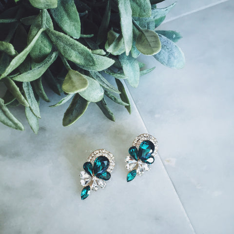 Anastasia Earrings - Lord and Lady
