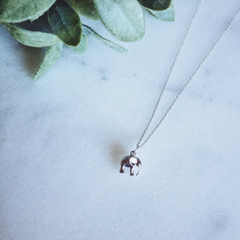 Lucky Elephant Necklace - Lord and Lady