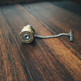 Bullet Tie Tack - Lord and Lady
