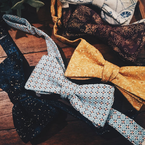 Constellations Bow Tie - Lord and Lady