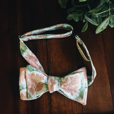 Agra Sunrise Bow Tie - Lord and Lady