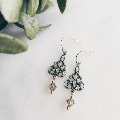 Lady Jane Earrings - Lord and Lady