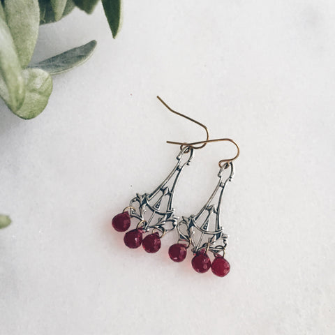 Scarlett Earrings - Lord and Lady