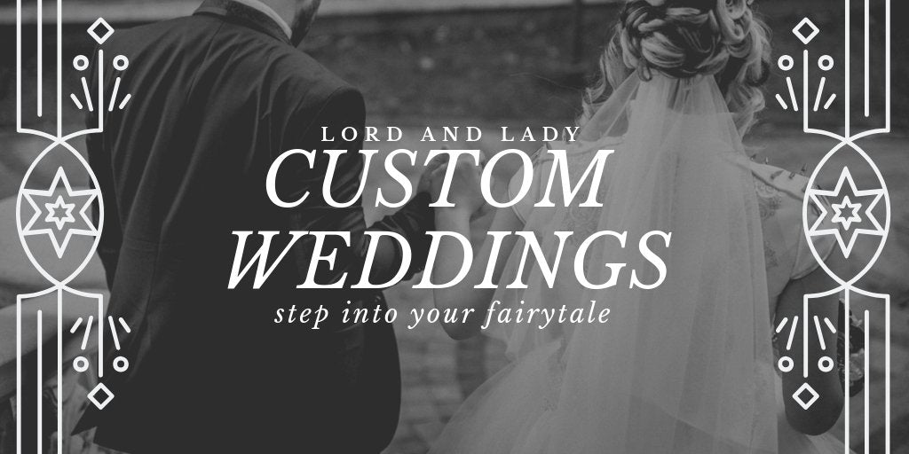 Custom Weddings