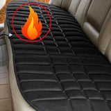 Car Rear Seat Heated Cushion Winter Warm-Keeping Heating Thermostat Back Row Car Seat Cover For Cold Weather 12V 35W
