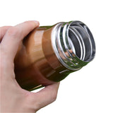350ml Stainless Steel Thermos Coffee Mug Bullet Vacuum Flask Cup Travel Drink Bottle