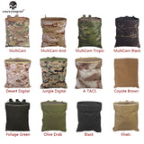 Magazine Recycling Bags Magazine Dump Pouch Tactical Drop Airsoft Military Gear