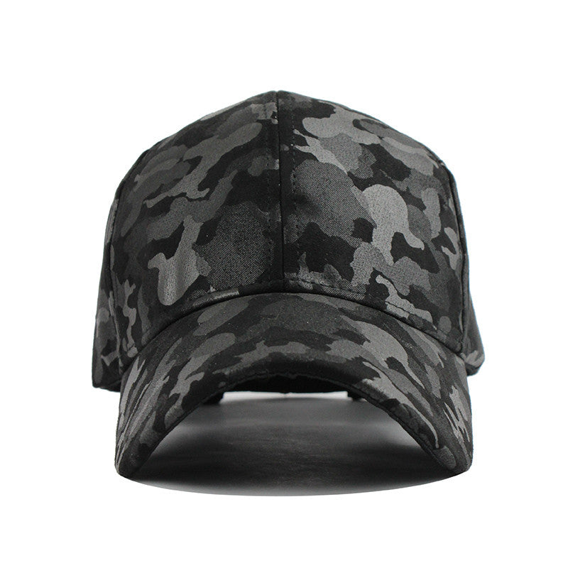 Men and Womens Baseball Cap Camouflage Adjustable Snapbacks Caps