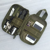 Outdoor Tactical Waist Pack Belt Bag EDC Camping Hiking Phone Pouch Wallet