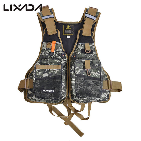 new professional life vest life safety fishing clothes life jacket