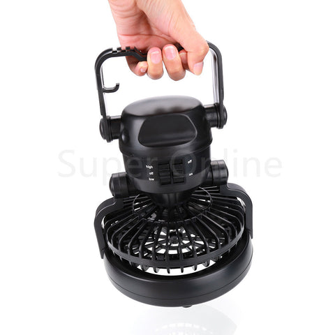 ... Night Light Outdoor Camping Tent Hiking 2 In 1 Super 18 LED Flashlight  With ...