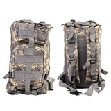 Heavy-Duty 20L Outdoor Sport Military Tactical Backpack Camping Hiking Trekking Bag!