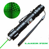 Military 5 Mile Range 532nm Green Laser Pointer