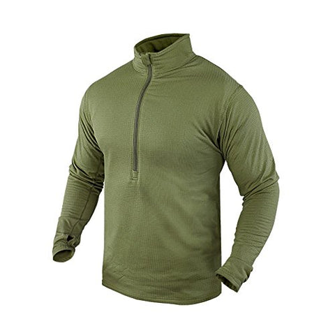 Outdoor Zip Pullover
