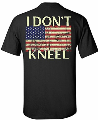 Patriot Apparel Kneel Patriotic T-Shirt