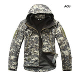 Shark Skin Soft Shell V4.0 Outdoor Military Tactical Jacket Waterproof Windproof!!