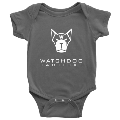 Baby Watchdog Tactical Bodysuit
