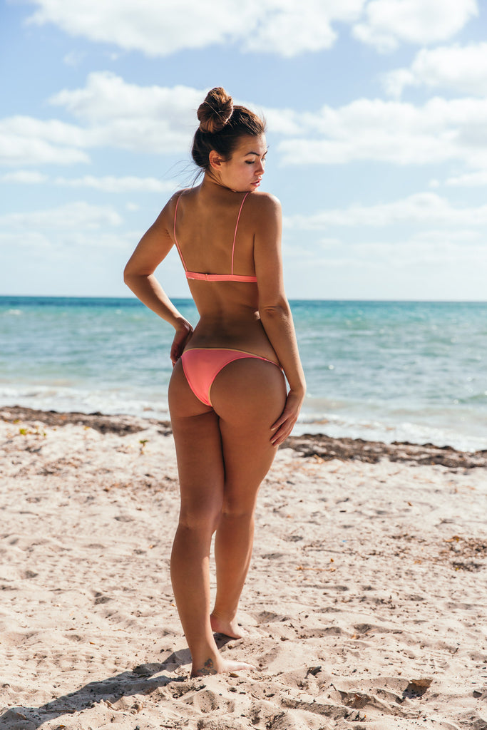 Breezy Bottoms in Papaya