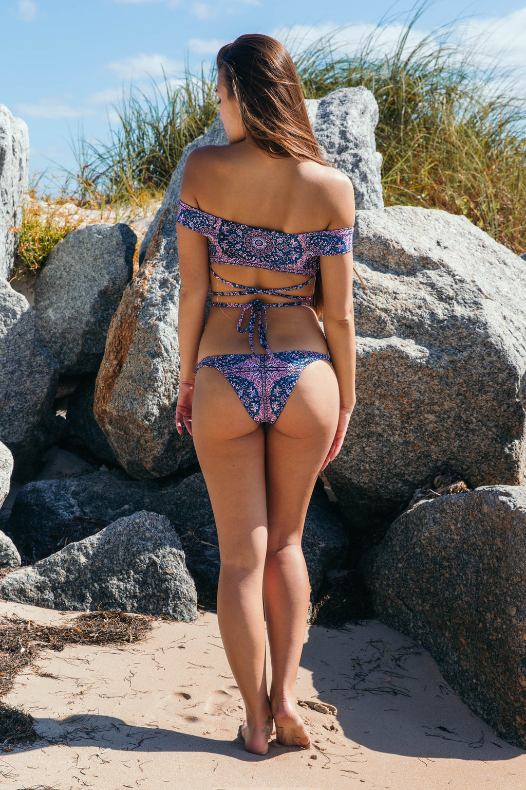 New Malibu Bottom in Taj - Boho Bum Island