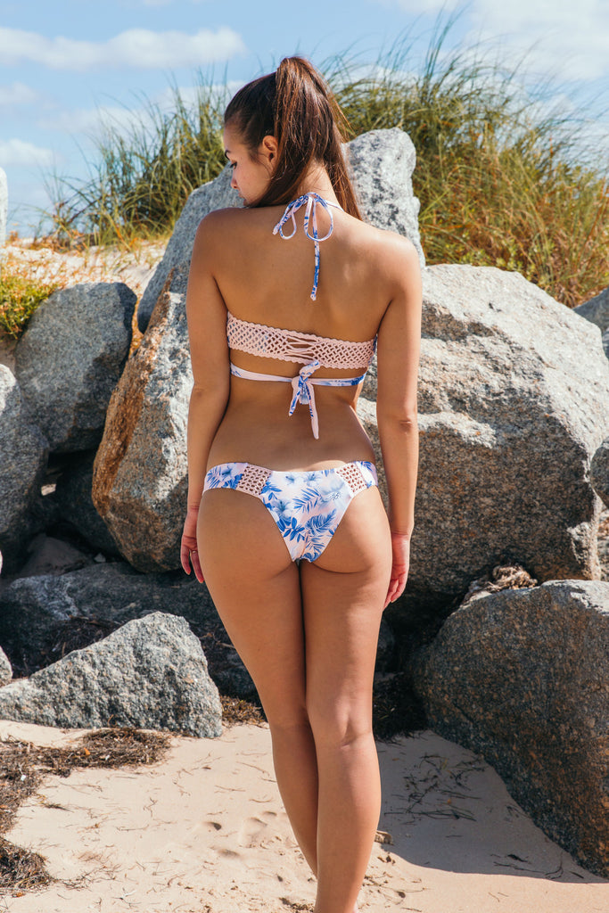 Malia Bottom in Hawaiian Blush