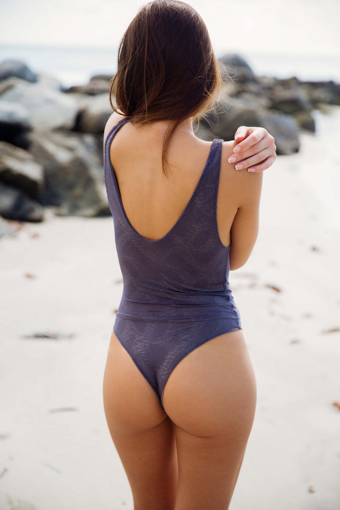 Kennedy One Piece in Taupe