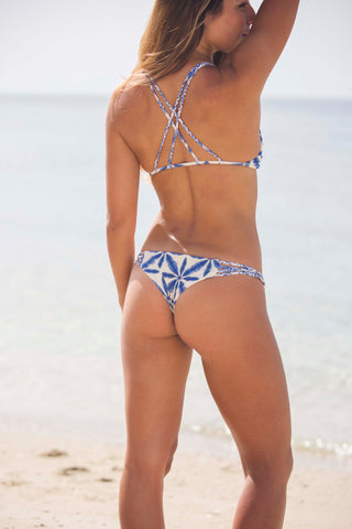 Stone Fox Swim Laguna Bottom in Aloha Daze