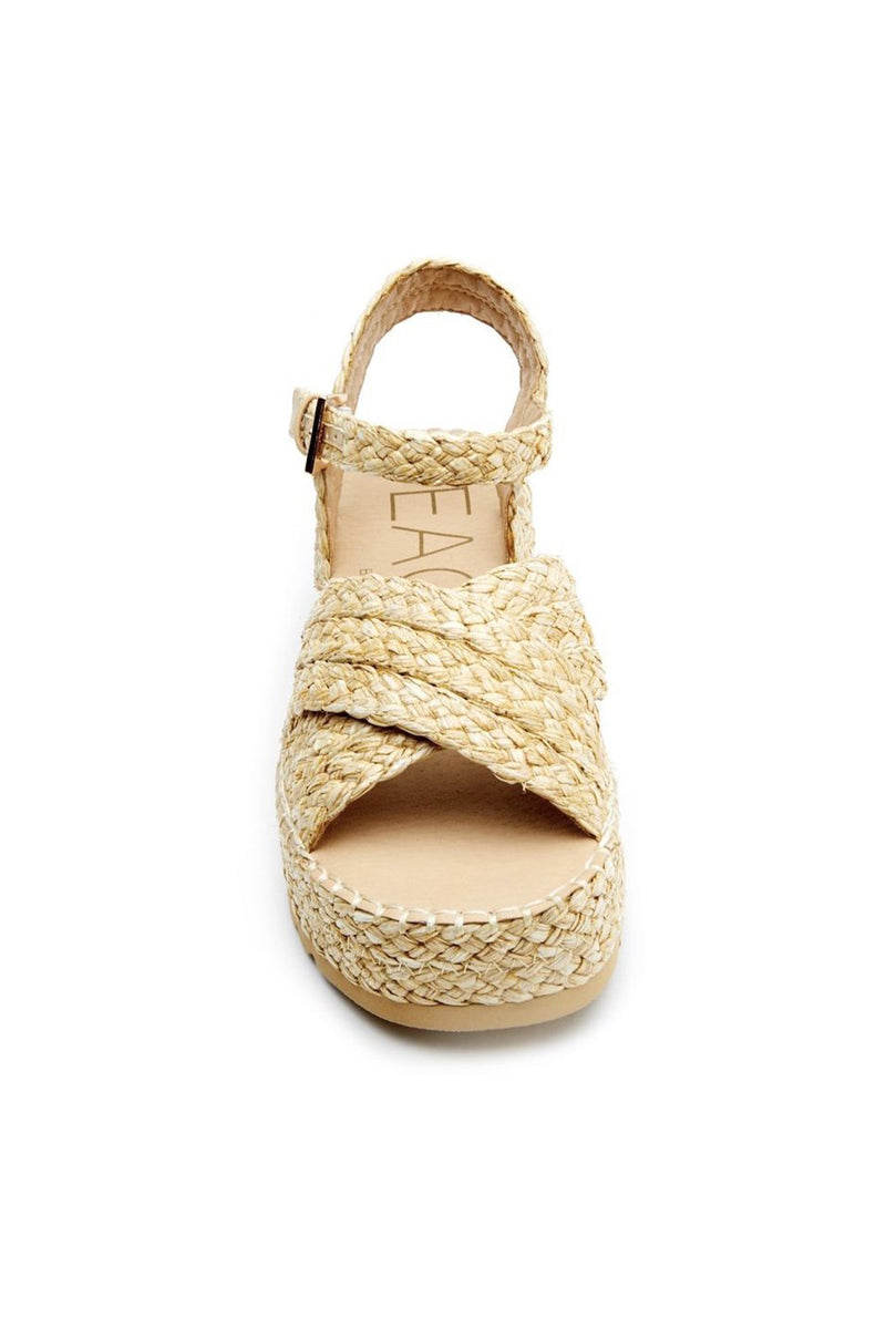 Sunshine Espadrille in Natural - Boho Bum Island Clothing Swimwear Bohemian Boho west palm beach  Miami florida  fall fashion spring fashion online shopping ootd blogger style swim boutique