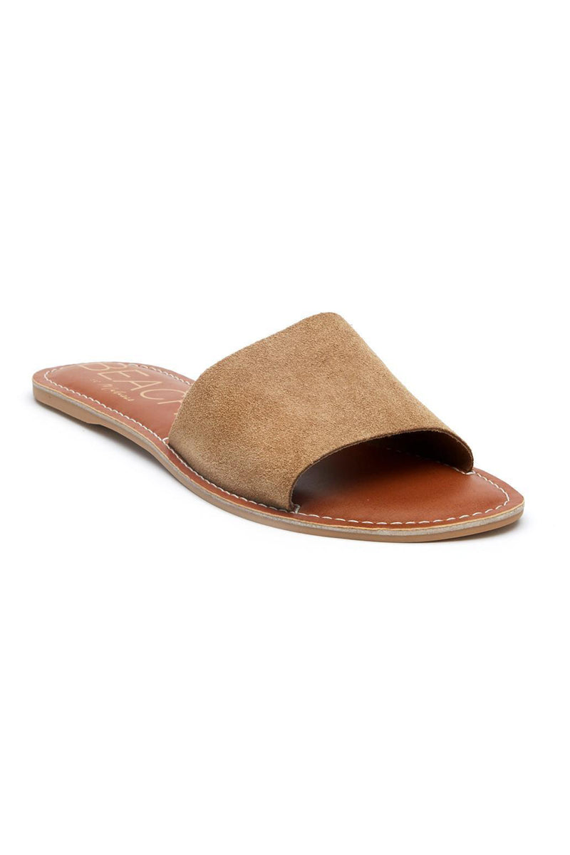 Cabana Sandal in Sand Suede - Boho Bum Island Clothing Swimwear Bohemian Boho west palm beach  Miami florida  fall fashion spring fashion online shopping ootd blogger style swim boutique