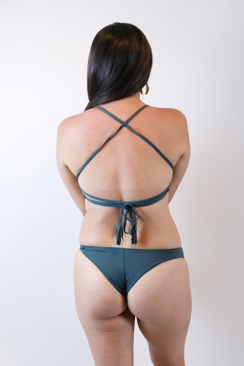 Bettinis Cheeky Bottom in Forest - Boho Bum Island
