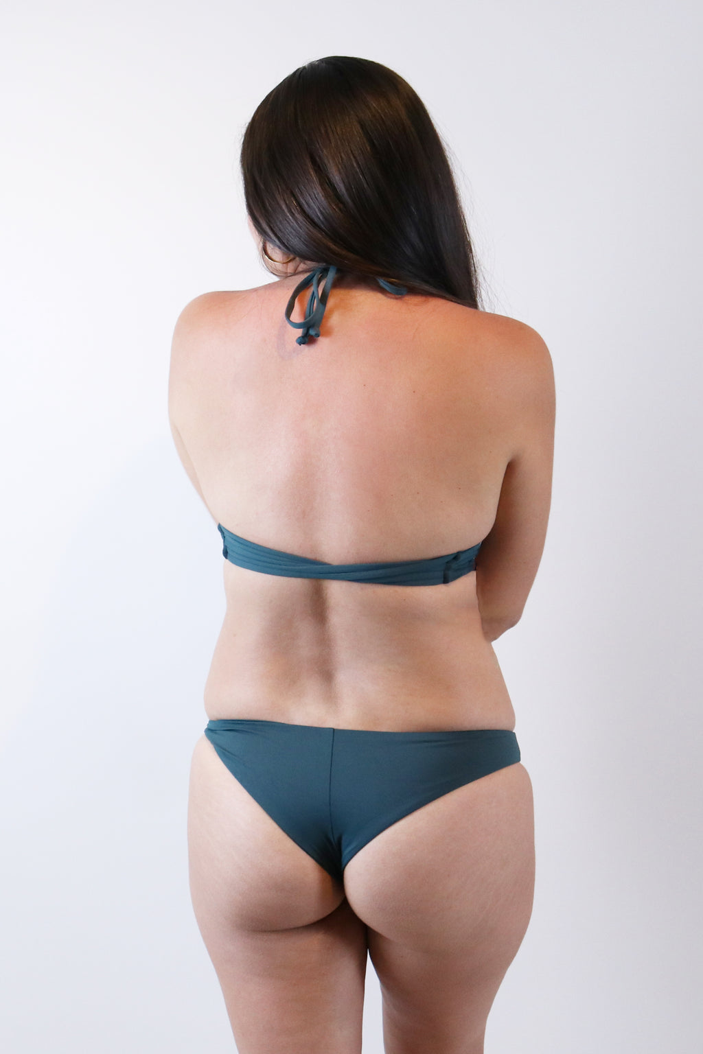 Perfect Fit Bottom in Forest - Boho Bum Island