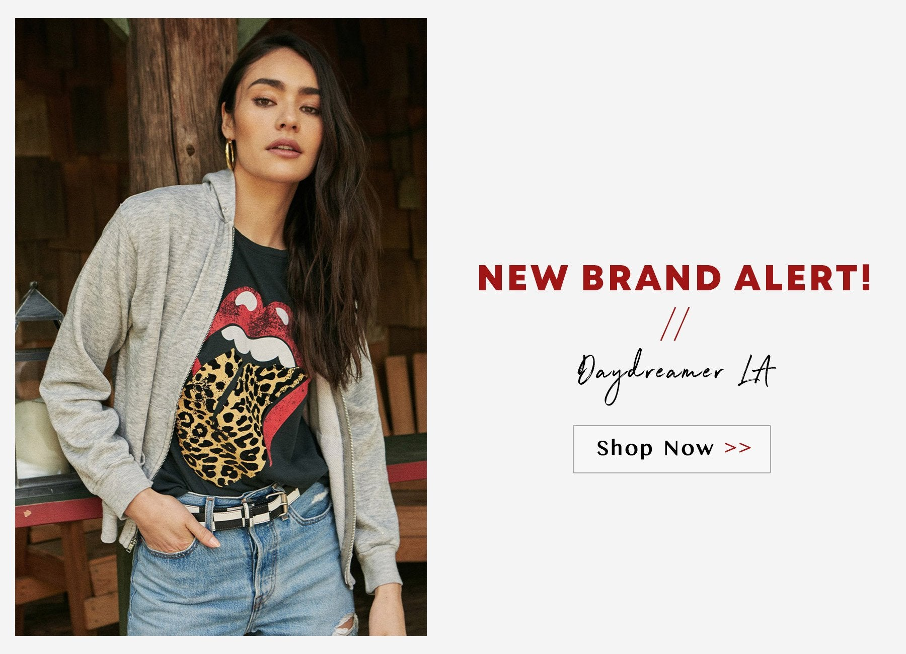 Boho Bum Island Daydreamer Clothing Rolling Stones Cheetah The Police Rock Bank Vintage Tees Metallica ACDC