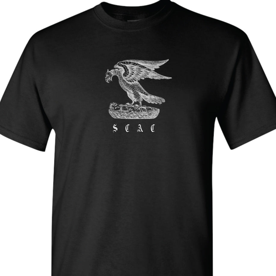 SCAC Eagle Baby Shirt