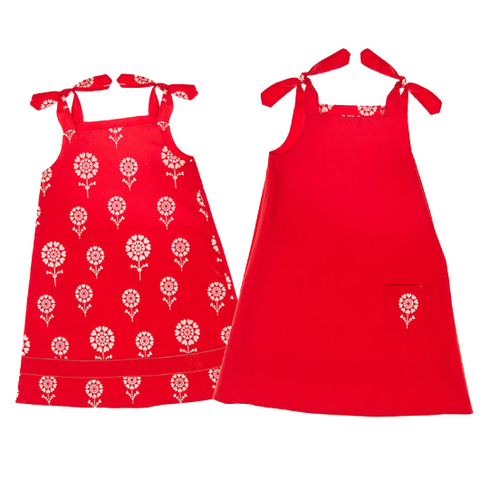 Dress - Candy Apple Red