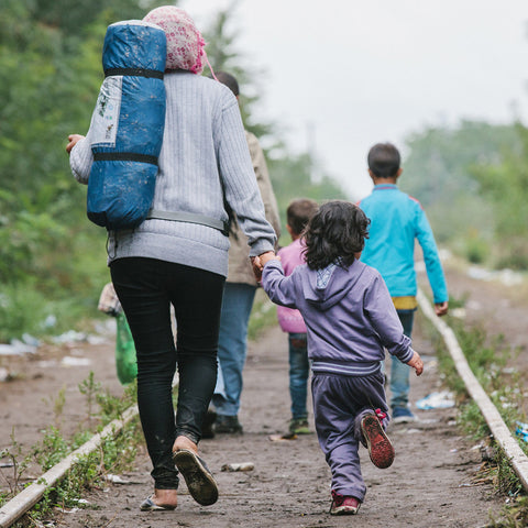 Help Syrian Families New to Canada