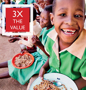 Feed Hungry Children and Families For 30 Days