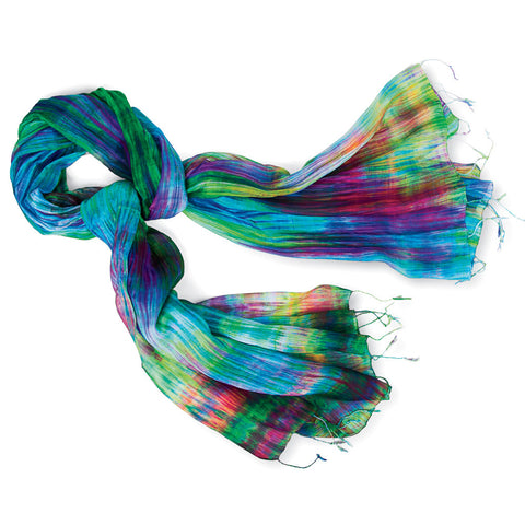 Royal Silk Scarf